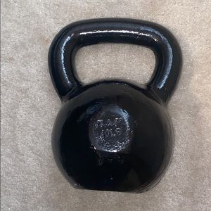 Other - 40 lb kettlebell